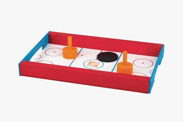 Build A Mini Hockey Game At Home Depot Montreal Families