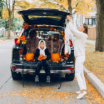 creative ways to hand out candy