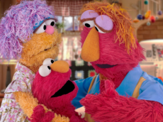 Sesame Street reaches out to kids