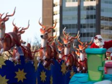 CTV Santa Claus parade